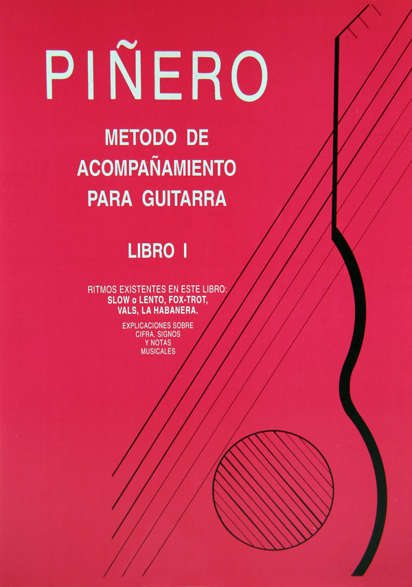Guitar Accompaniment Method - Book I