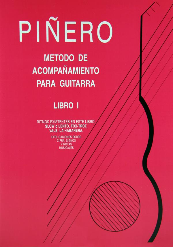 Método de Acompañamiento para Guitarra - Libro 1