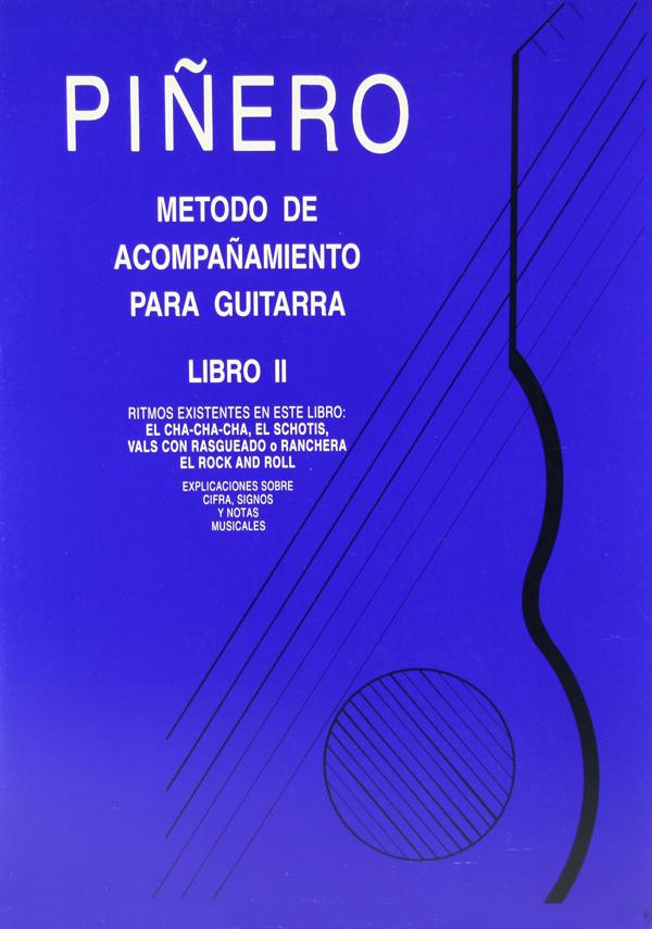 Método de Acompañamiento para Guitarra - Libro 2