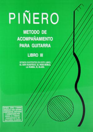 Méthode d'accompagnement pour Guitare - Livre III
