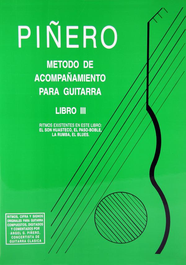 Método de Acompañamiento para Guitarra - Libro 3