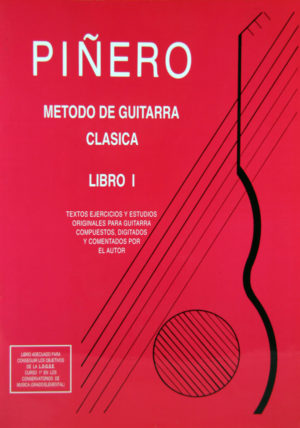 Classical Guitar Method - Book I
