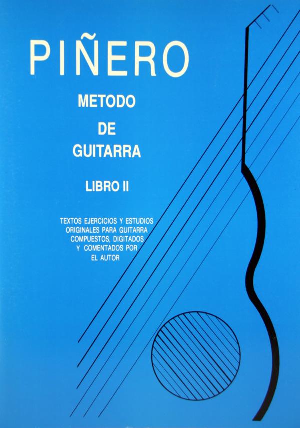 Método de Guitarra Clásica Angel G. Piñero  - Libro 2