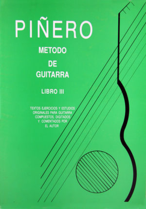 Classical Guitar Method - Book III