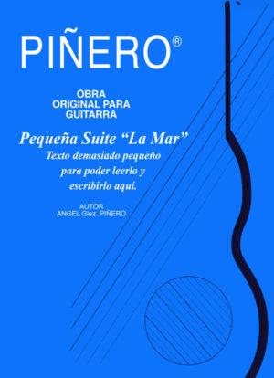 "Pequeña Suite ""La Mar"" - Obra de Guitarra Clásica"