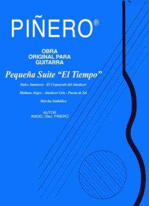 """Pequeña Suite """"El Tiempo"""" - Obra de Guitarra Clásica"""