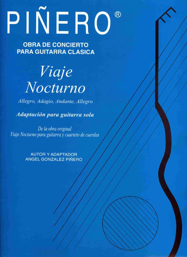 Viaje Nocturno - Obra para guitarra clásica