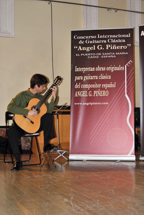 Ramón Vergara, Ganador del Concurso Angel G. Piñero 2014