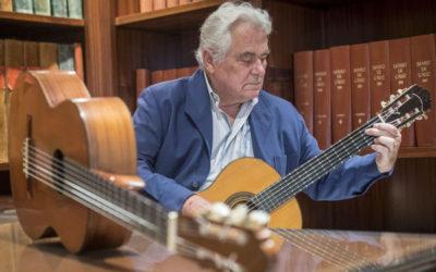 «La guitarra española se promueve más fuera que dentro de nuestro país»