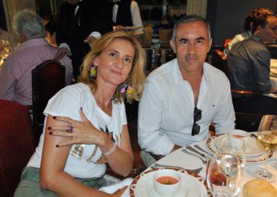 Comida ofrecida por el patrocinador Restaurante El Faro de El Puerto