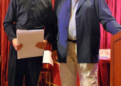 Sexto premio Iván Darío García (Colombia)
