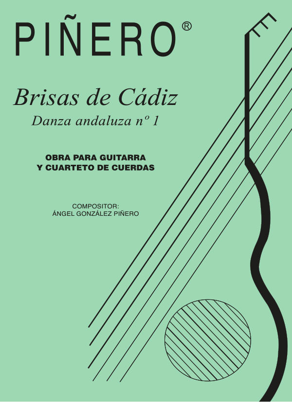 Brisas de Cádiz - Obra para guitarra y cuarteto