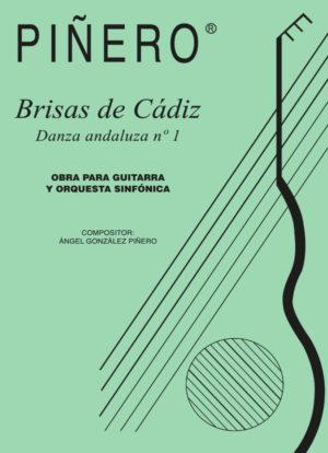 Brisas de Cádiz - Obra para guitarra y orquesta