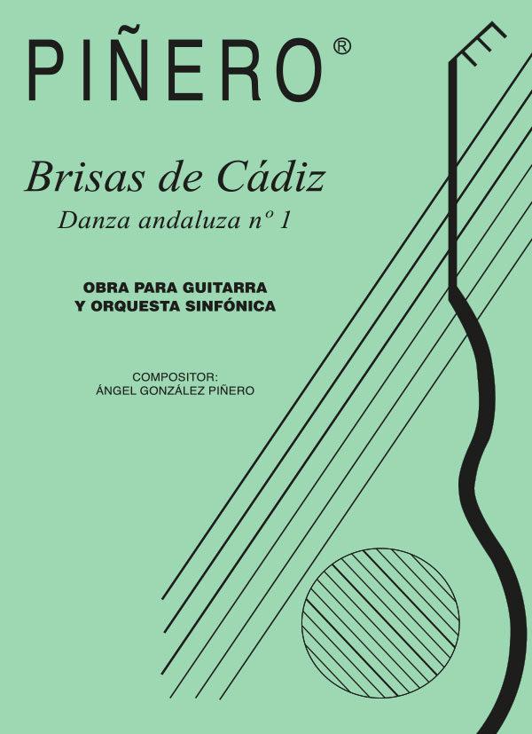 Brisas de Cádiz (Danza andaluza nº1) Guitare et Orquestre