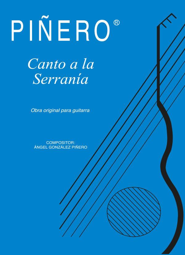 Canto a la Serranía - Obra para guitarra clásica