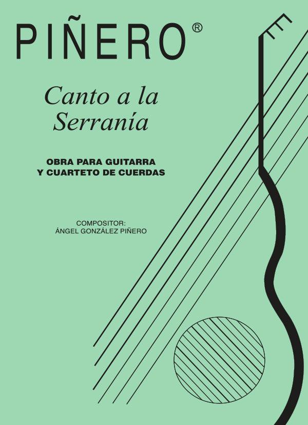 Canto a la Serranía - Obra para Guitarra y Cuarteto