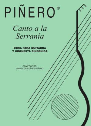Canto a la Serranía - Obra para Guitarra y Orquesta