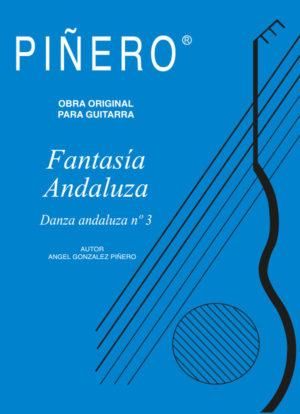 Fantasía Andaluza - Obra para guitarra clásica