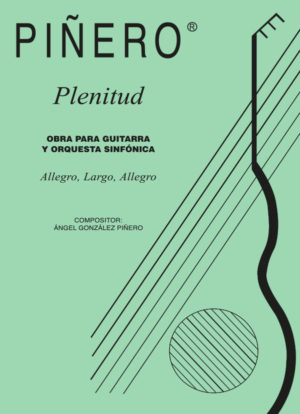Plenitud - Work for Guitar and Orquestra
