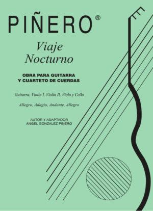 Viaje Nocturno - Obra para Guitarra y Cuarteto
