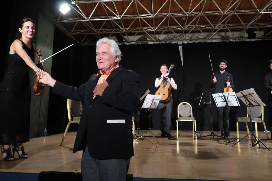 Concierto en Saint Jean-de-Luz