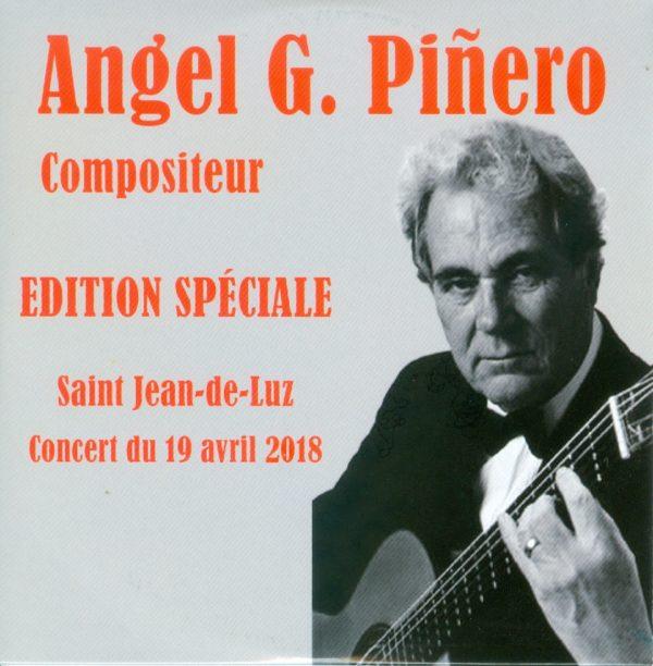 CD Angel G. Piñero - Edición especial