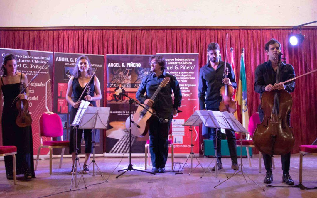 Espera acogerá el I Concurso Andaluz de Guitarra Clásica en noviembre
