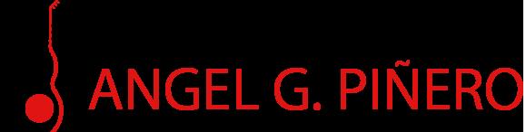 Logo Asociación de Guitarra Clásica Angel Piñero