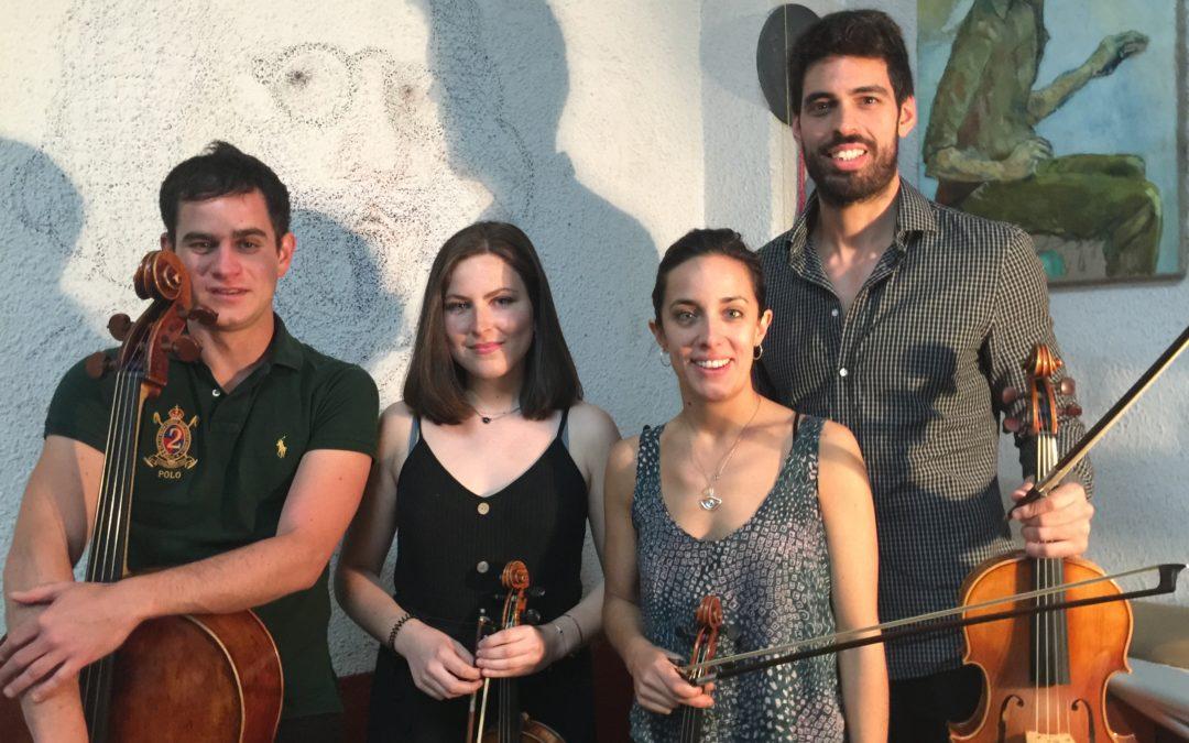Cuarteto Chagall – 22 de Noviembre 2020